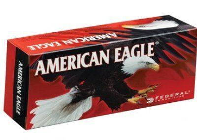 American Eagle AE9N1 Total Metal Jacket 50RD 124gr 9mm