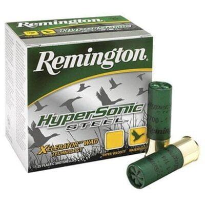 Remington HyperSonic 10ga 3-1/2 BB Steel 1-1/2oz 25rd