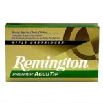 Remington 7mm Remington Magnum Ammunition 20 Rounds AccuTip 150 Grains