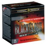 "Federal Black Cloud FS Steel 12 Gauge Ammunition 25 Rounds 3.5"" #4 FS Steel 1-1/2oz 1500fps PWBX1344"