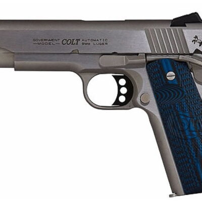 Colt 1911 Competition Stainless 45 ACP Pistol