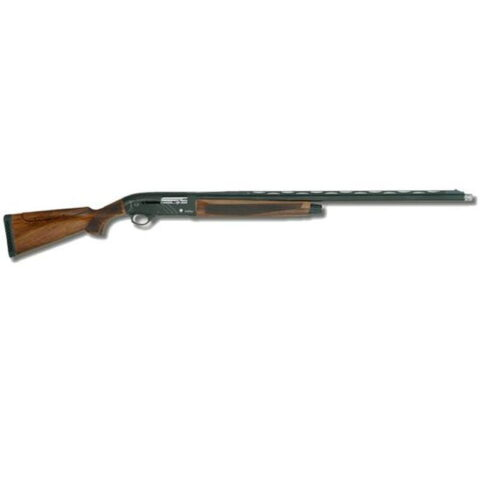 "TriStar Viper G2 Sporting Semi Auto Shotgun 12 Gauge 30"" Chrome Lined Barrel 5 Rounds 3"" Chamber Fiber Optic Sight Select Wood Adjustable Comb Stock Blued Finish 24160"