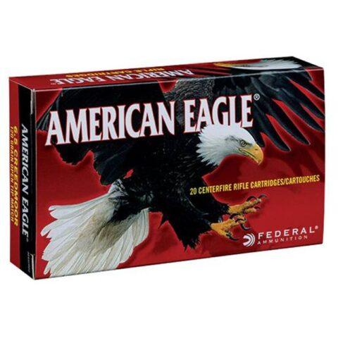 Federal American Eagle 6.5 Creedmoor Ammunition 20 Rounds OTM 120 Grains