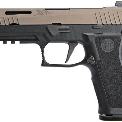 Sig Sauer P320 X-VTAC 9mm Striker-Fired Pistol with FDE Slide