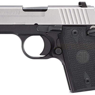 Sig Sauer P938 9mm Two-Tone Exclusive Pistol