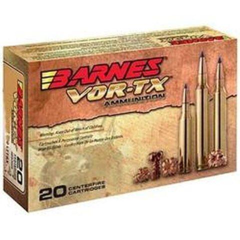 Barnes VOR-TX .280 Remington Ammunition 20 Rounds 140 Grain Tipped TSX 2985 fps