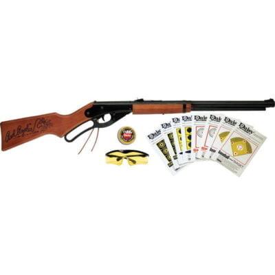 Daisy 1938 Red Ryder .177 Caliber Air Rifle Shotting Fun Kit