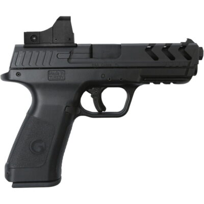 "EAA GiRSAN MC28SA-TV 9mm Luger Semi Auto Pistol 4.25"" Barrel 15 Rounds Red Dot Optic Black Polymer Frame Matte Black Finish"