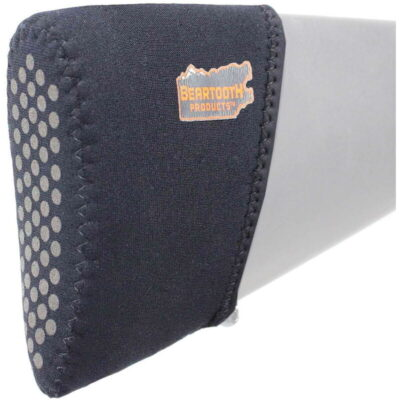 Beartooth Products Recoil Pad Kit 2.0 Fits Most Rifle and Shotgun Stocks Neoprene Black