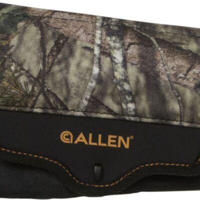 Allen Elastic Buttstock 5 Shotshell Holder w/ Protective Flap 2058 Color: Mossy Oak Break-Up Country