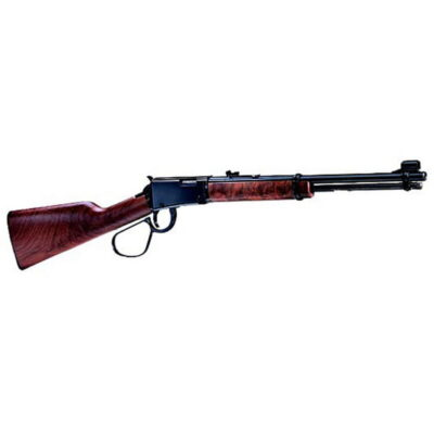 """Henry Repeating Arms Model H001L 2020 Trump Edition Lever Action Rimfire Carbine .22 Long Rifle 16.125"""" Barrel 12 Rounds Walnut Stock Blued Finish"""