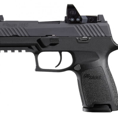 Sig Sauer 320C-9-B-RXP P320 Compact RXP Pistol 9mm 3.9in 15rd Black