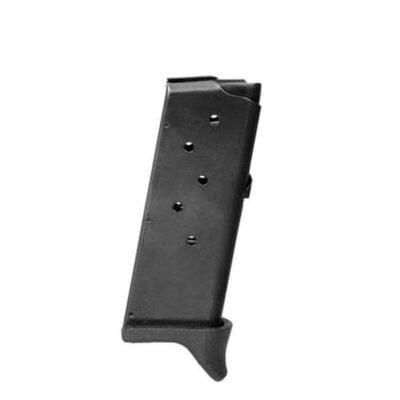 Remington RM380 Magazine 6 Round, Finger Extension
