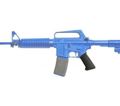 EZR GRIPS AR15/AR10 GAUNTLET BLACK NO FINGER INDEX CUT OUT!