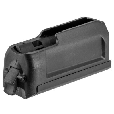 Ruger American Rifle 4 Round Magazine Short Action Polymer Black