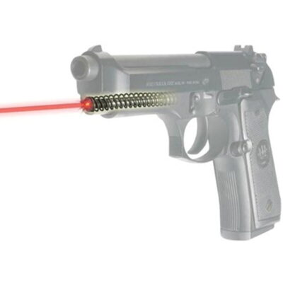 LaserMax Guide Rod Laser Sight System Red Laser Beretta/Taurus Handgun Drop In Replacement Guide Rod/Spring Assembly