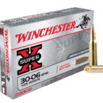 Winchester 30-06 125 Grain Jacketed Soft Point Super X 20/Box