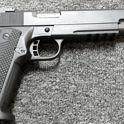 "Rock Island TCM Custom 6"" Pistol 22TCM"