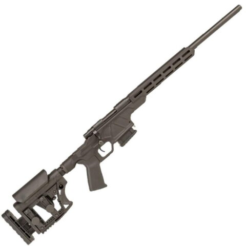 "Howa Mini Action Chassis Bolt Action Rifle 6.5 Grendel 20"" Barrel Threaded 5/8x24 5 Round DBM Adjustable Stock/Pistol Grip Black"