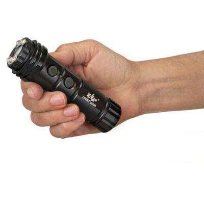 Personal Security Products ZAP Light Mini, 800,000 Volt Stun Gun, ZAPLM