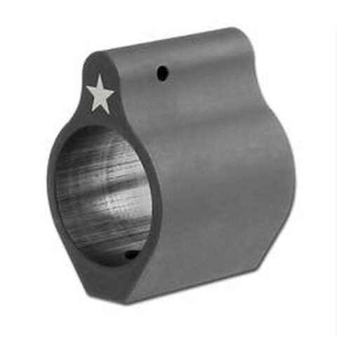 Bravo Company AR-15 Low Profile Gas Block .750 Steel Black BCM-LGB-750