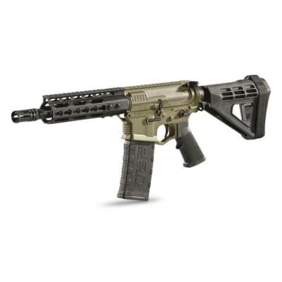 """ATI Omni Hybrid Maxx P4 AR Pistol, Semi-automatic, 300 BLK, 8.5"""" Barrel, 30+1 Rounds"""