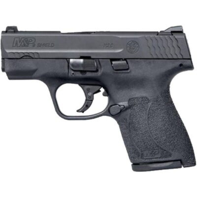 "S&W M&P Shield M2.0 9mm Luger Semi Auto Handgun 3.1"" Barrel 8 Rounds Polymer Black"