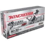 Winchester Deer Season XP .30-30 Win Ammunition 20 Rounds 150 Grain Polymer Tip 2390 fps